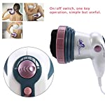Body Slimming Massage Shaper Anti Cellulite Massager Infrared Vibration Therapy Body Roller Loss Weight Electric Fat Burner Tool