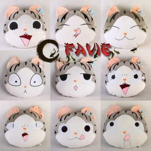 Coussin kawaii chi's sweet home / Coussin mignon Chi's sweet home