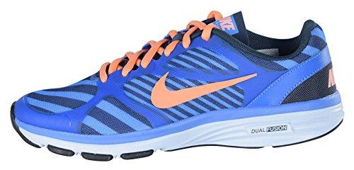 Scarpe Da Tennis Nike Womens Dual Trusion Tr (8.5 (donna), Blu (404)