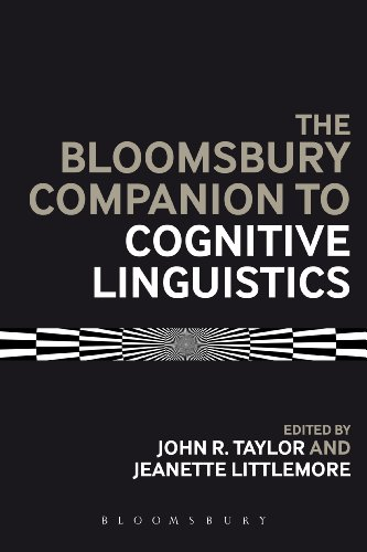 The Bloomsbury Companion to Cognitive Linguistics (Bloomsbury Companions) Pdf