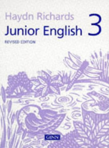 Junior English Revised Edition 3 (HAYDN RICHARDS) (Bk. 3)