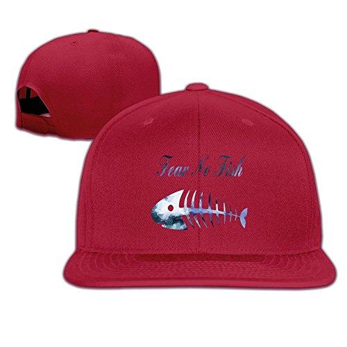 Rosso para Okhag Béisbol Unique Rojo Hombre Gorra de Taille qntYwtSf