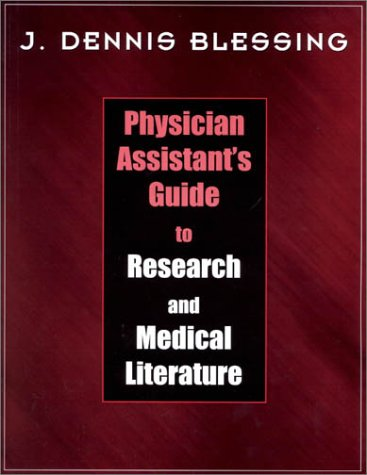 Physician Assistant's Guide to Research and Medical Literature