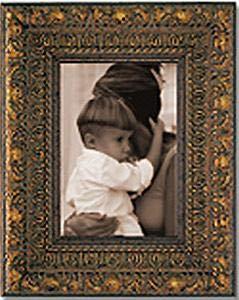 KOTO ANTIQUE BRASS wooden frame by Epoch Arts - 4x6