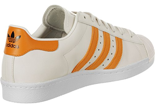 adidas Superstar 80s Calzado off white/eqt orange