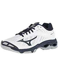 Mizuno (MIZD9) Women's Wave Lightning Z4 Volleyball Shoe
