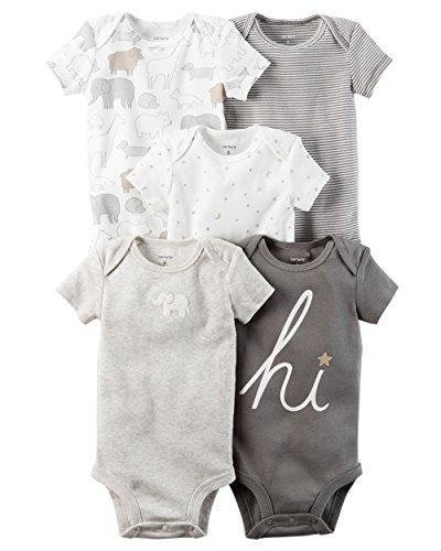 william-carter-baby-boys-5-pack-bodysuits-baby-grey-hi-24-months