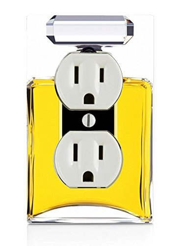 perfume-bottle-image-design-print-pattern-electrical-outlet-plate