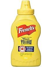 French's, Classic Yellow Mustard, 225ml