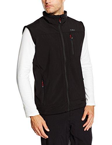 Softshell Vest Men's Campagnolo lli BodywarmerMenWesteNero52 Cmp F OukTZiPX