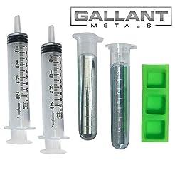 Gallium Liquid Metal 100 Grams, 99.99% P...