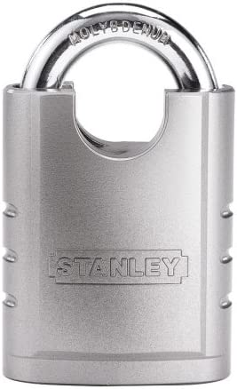 Stanley Hardware S828-145 CD8820 Shrouded Hardened Steel Padlock