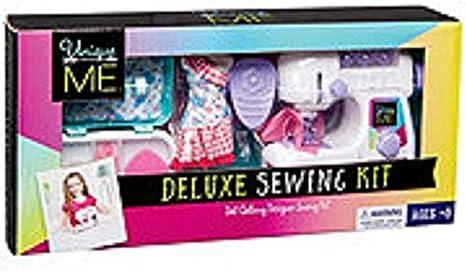 Unique Me - Juego de costura para ropa de muñeca (incluye caja de ...