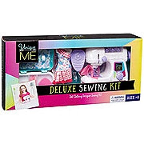 Unique Me - Juego de costura para ropa de muñeca (incluye ...