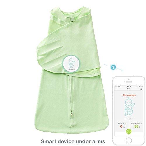 Sense-U SMART Sleeping Bag with Integrated Breathing Movemen