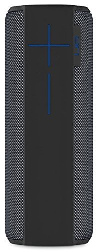 Ultimate Ears UE MEGABOOM Charcoal Black Wireless Mobile Bluetooth Speaker - Waterproof and Shockproof - (Certified Refurbished)