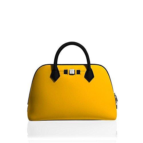 Donna MY TU BAG Lycra Giallo LY SAVE Midi 10530 360x260x160 mm Princess SFqTw0xd