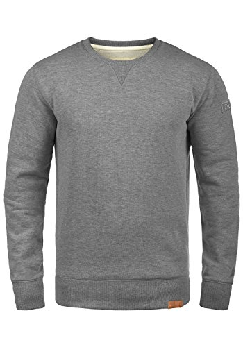 Pull Maille Trip Grey Solid En Homme 8236 nbsp; Melange Pt75AOwAxq
