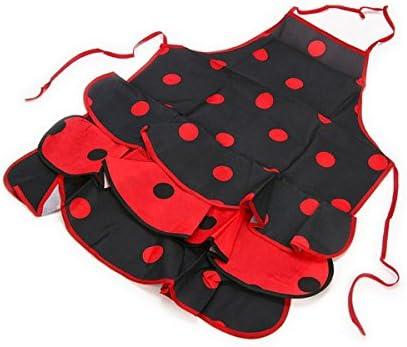 Delantal de cocina, diseño de ballet flamenco sexy glamour cóctel, color negro, diseño de bandera de España: Amazon.es: Hogar