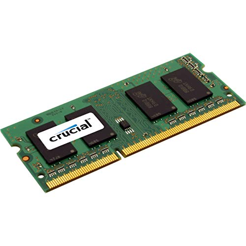 Price comparison product image Crucial PC3-12800 4GB 4GB DDR3 1600MHz Memory Module