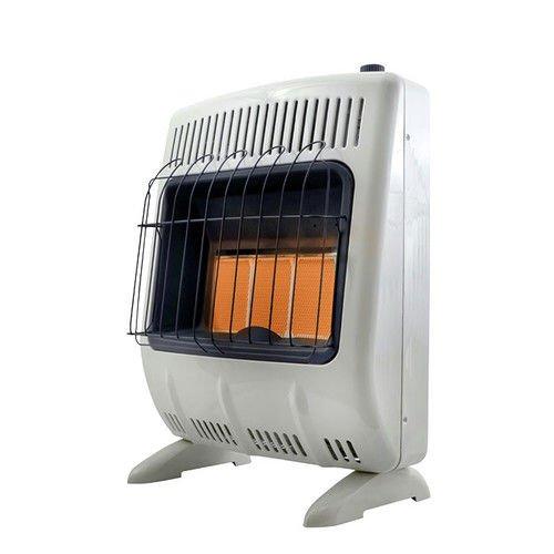 Mr. Heater, Corporation Mr. Heater, 18,000 BTU Vent Free Radiant Propane Heater, MHVFRD20LPT (Vent Btu 18000)
