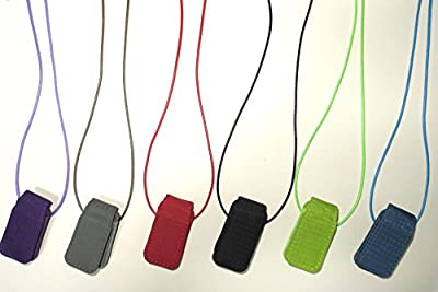 Fashion Pendant Necklace Holder for Fitbit Flex, Fitbit One, Misfit Shine, Withings Pulse O2, Sony Smartband Swr 10