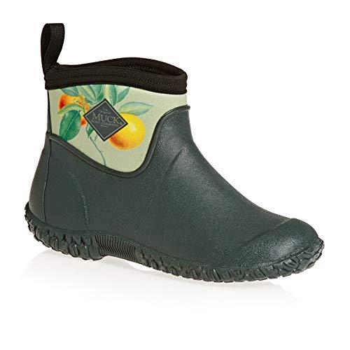 Ankle Citrus Aurantium Gallica Muck Muckster Womens Boot II Rosa Green xZqI14Z