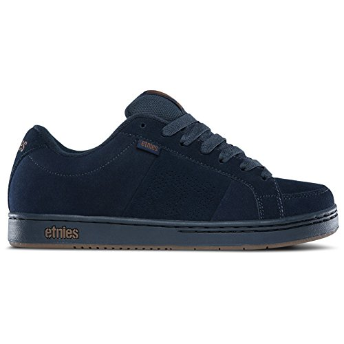 Etnies Men's Kingpin Skateboarding Shoe, Navy/Navy/Gum, 14 M US