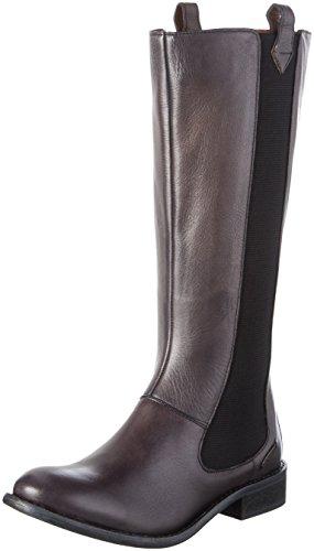 Pepe Jeans London Damen Seymour Chelsea Boot Reitstiefel Schwarz (Black 999)