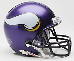 Riddell Minnesota Vikings Replica Mini Helmet