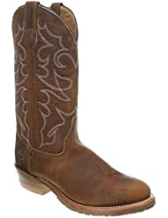 Double-H Boots: Mens USA-Made Gel Ice Cowboy Boots DH1552