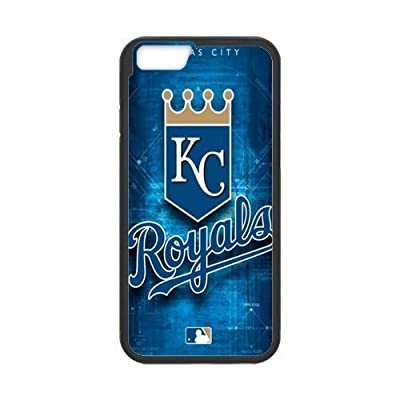 Caitin MLB Series Kansas City Royals Case Cover Protective Shell for iPhone 5c