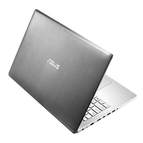 Asus N550JX-DS71T Notebook - notebooks (Notebook, Touchpad, Windows 8, 64-bit, Grey, Stainless Steel, Clamshell), [Importado de UK]: Amazon.es: Electrónica