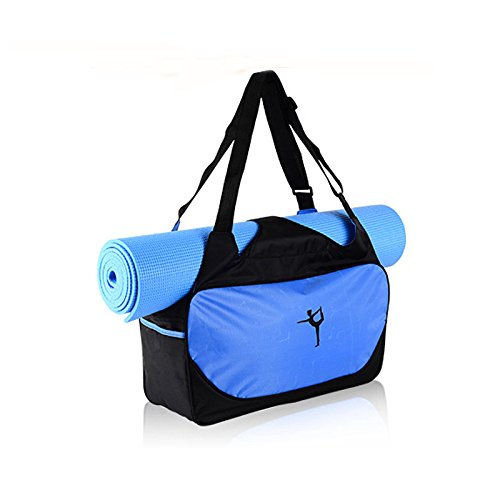 Kayboo Yoga Mat Tote Bags Stylish & Lightweight Yoga Mat Carry Bag with Adjustable Strap Fits Most Sized Yoga Mats