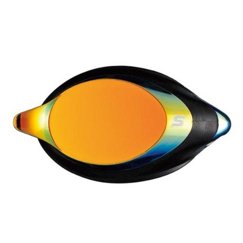 Lente ottica per occhialini da nuoto Swans SRXCL-M dorato a specchio