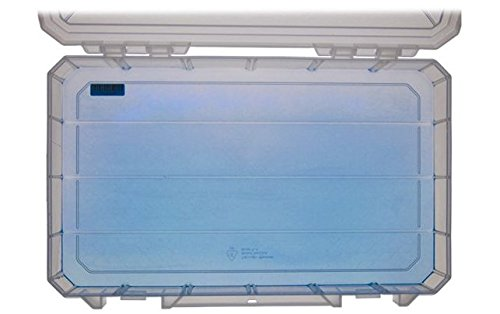 LureLock Utility Box with Gel 11'' x 7'' x 1-3/4 Clear 1 Compartment by LureLock (Image #2)