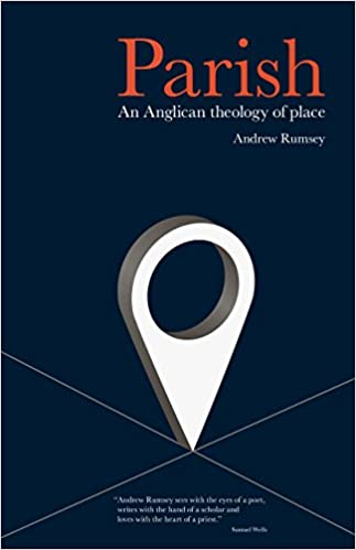 Book Parish: An Anglican Theology of Place
