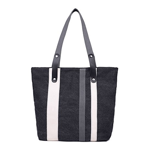 Fashion Canvas Handbag Shoulder Shopping