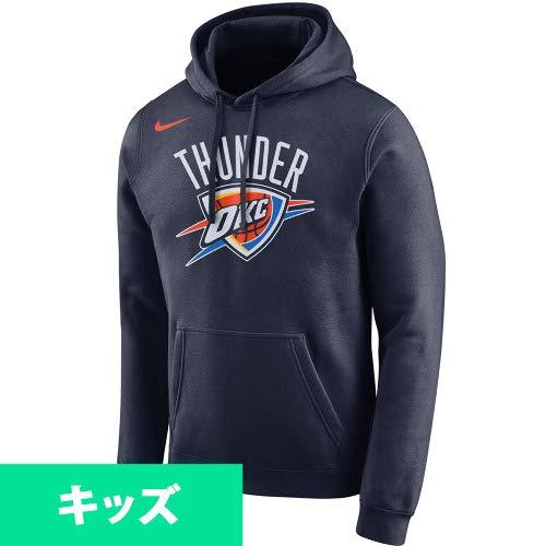 Nike(ナイキ) ユース エッセンシャル ロゴ (ネイビー) Youth-S  B07LC7FBNF
