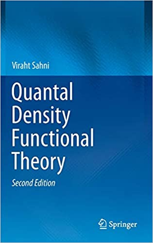 Density Functional Theory Book