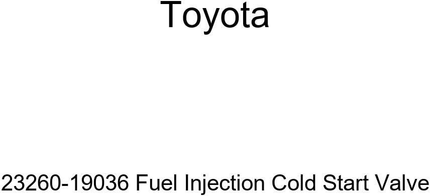 Genuine GM 12637722 Fuel Injection Cold Start Valve