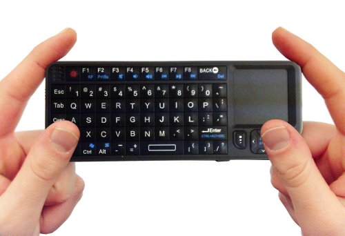 Rii Mini Wireless Keyboard with Touchpad (RT-MWK01)