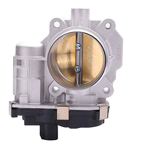 (ECCPP Electric Throttle Body Air Control Assembly Fit for 2010 Buick Allure /2010-2011 Chevrolet Equinox/2010-2011 GMC Terrain /2008 Pontiac G5 /2007-2009 Saturn Aura OE 12631186,)
