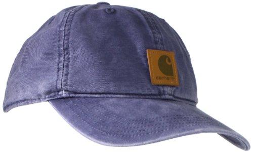 (Carhartt Men's Odessa Cap,Bluestone,One Size)