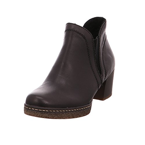 Stiefel 79060 Rieker 00 Kurzschaft Damen 4PnfTqO