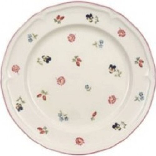 - Villeroy & Boch Petite Fleur 10-2395-2620 Dinner Plates 26 cm Set of 6