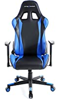 GTRACING Ergonomic Office Chair Racing Chair Backrest and Seat Height Adjustment Computer Chair With Pillows Recliner Swivel Rocker Tilt E-sports Chair from GTRACING