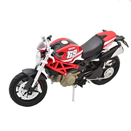 - Ducati Monster 796 (No.69), Newray Motorcycle Model 1:12