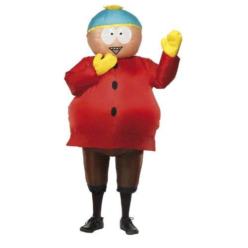 Cartman South Park Adult Costumes (Smiffys South Park Cartman Costume Mens)
