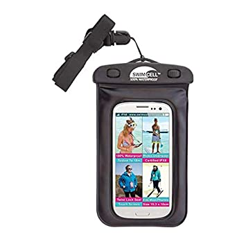 Amazon.com: # 1 impermeable teléfono celular. swimcell Pouch ...
